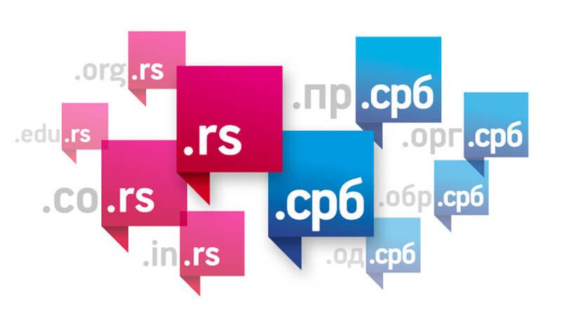 национални домени